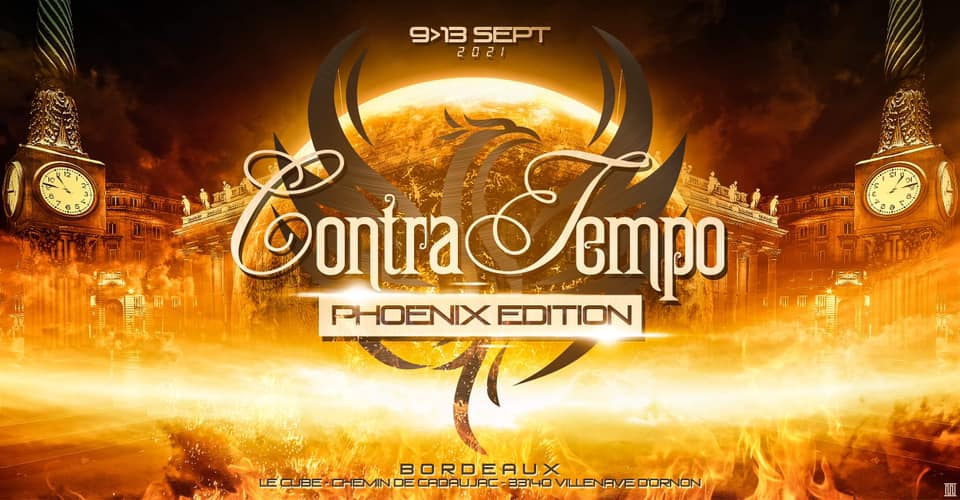 Contratempo Bordeaux Festival 2021 Phoenix Edition Official