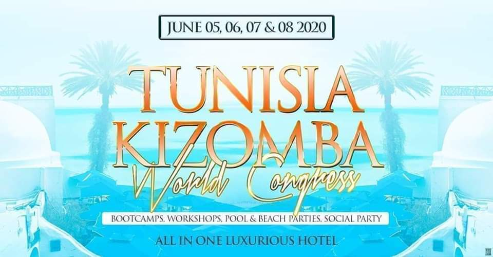 Tunisia Kizomba World Congress - Official event