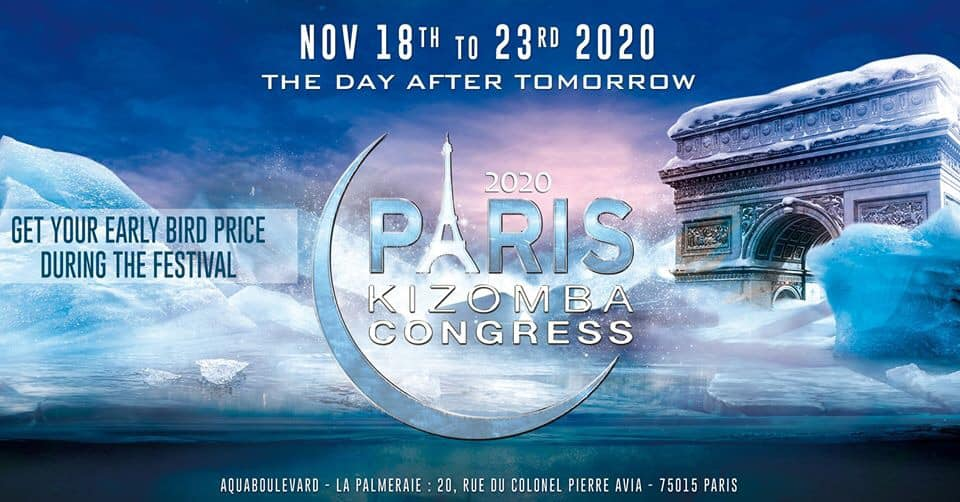 Paris Kizomba Congress 2020 - Official EVENT