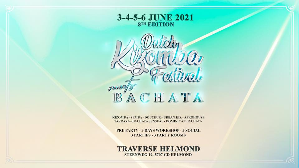 Official - Dutch Kizomba Festival meets Bachata 8th Edition